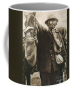 Wwi: Gas Warfare Coffee Mug