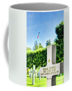 Wwi Medal Of Honor - Vintage Coffee Mug