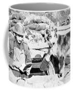 Wwi, Nell British Messenger Dog Coffee Mug