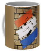 Wwii: Anti-nazi Poster, 1944 Coffee Mug by Granger