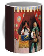 Wyeth: Robin Hood & Marian Coffee Mug