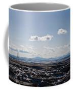 Wyoming Skies Coffee Mug