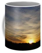 Wyoming Sunrise Coffee Mug