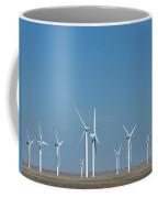 Wyoming Wind Farm Coffee Mug