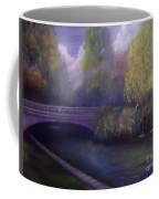 Wyomissing Creek Misty Morning Coffee Mug