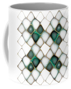 X Marks The Spot Coffee Mug by Amanda Moore