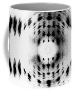 X-ray Diffraction Image Of Dna Coffee Mug