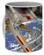 10105 X-wing Starfighter Coffee Mug