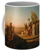 Xerxes At The Hellespont Coffee Mug