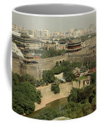 Xi'an City Wall With Skyline Coffee Mug