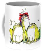 Xmas Bows Coffee Mug