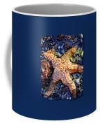 Yachats Oregon - Sea Star Coffee Mug