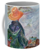 Yachats Painter Coffee Mug