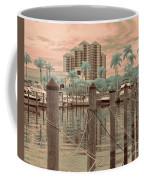 Yacht Basin Coffee Mug