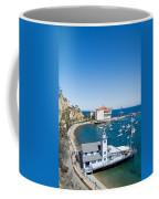 Yacht Club And The Casino Coffee Mug