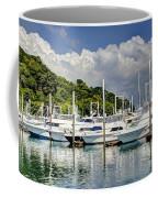 Yacht Lot Coffee Mug