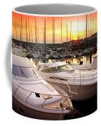 Yacht Marina Coffee Mug