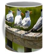 Yackety Yackety Coffee Mug by Marilyn Hunt