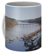 Yadkin Below High Rock Dam Coffee Mug
