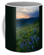 Yakima River Canyon Sunset Coffee Mug