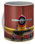Yale And Hangar - 2018 Christopher Buff, Www.aviationbuff.com Coffee Mug