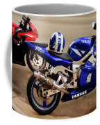 Yamaha Yzf-r6 Motorcycle Coffee Mug