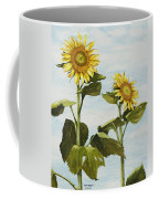 Yana's Sunflowers Coffee Mug