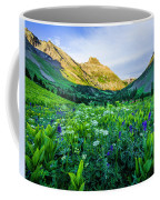 Yankee Boy Basin Flowers Coffee Mug