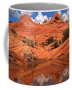 Yant Flat Canyon Reflections Coffee Mug