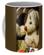 Yard Sale Bunny Coffee Mug