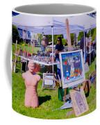 Yard Sale Day Coffee Mug