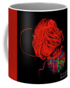 Yarn Leftovers Coffee Mug