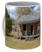 Yates Homestead Built In 1893 On Taylor Creek In Central Florida Coffee Mug