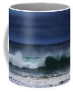 Yawning Wave Coffee Mug