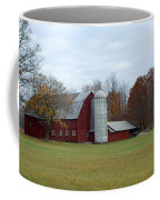 Ye Old Red Barn Coffee Mug