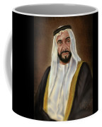 Year Of Zayed Portrait Release 2018 Coffee Mug