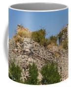 Yedikule Fortress Ruins Coffee Mug