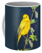 Yelllow Warbler Coffee Mug