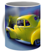 Yellow 1940 Hudson Coffee Mug