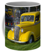 Yellow 30's Chevy Pickup Coffee Mug