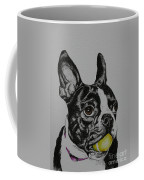 Yellow Ball  Coffee Mug