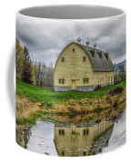 Yellow Barn Coffee Mug