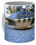 Yellow Bellied Turtle 004 Coffee Mug