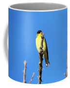 Yellow Bird Coffee Mug