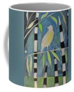Yellow Bird Up High... Coffee Mug
