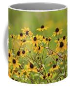 Yellow Black Eyed Susan Wildflowers In Summer Coffee Mug