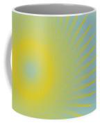 Yellow Blue Coffee Mug