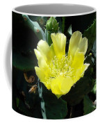 Yellow Bonnet, Cactus Coffee Mug