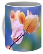 Yellow Bougainvillea Coffee Mug