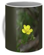 Yellow Buttercup Coffee Mug